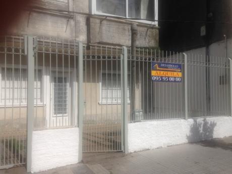 Alquiler Apartamento Pb 1 Dormitorio Parque Batlle