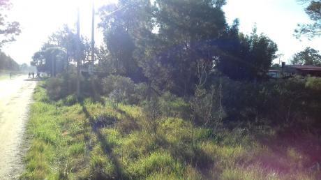 Terreno Sobre Avenida Santa Elena Sur De Interbalnearia