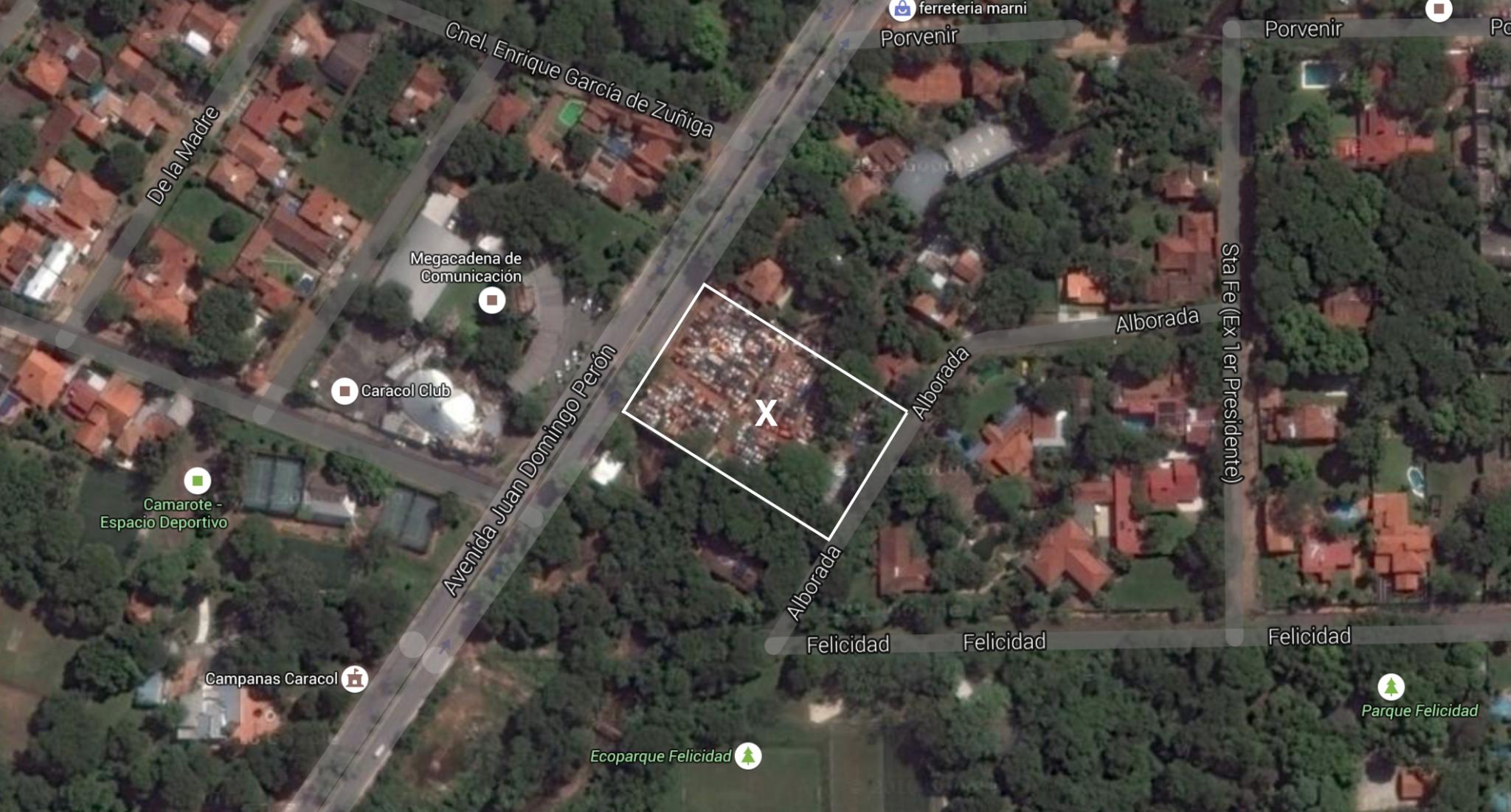 Terreno De 4.800 M2 S/ Av. Peron - Frente A Radio 1ero Marzo