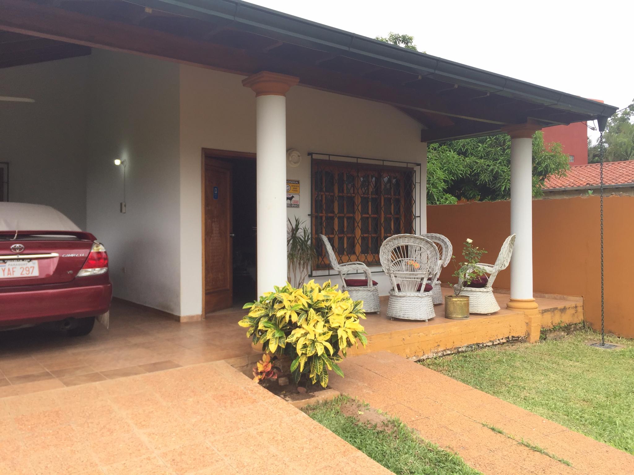 Vendo V-036 Casa Quinta - Villa Policial Luque