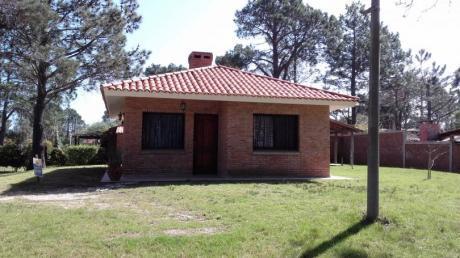 Casa Alquiler En Barrio Los àngeles De Piriápolis