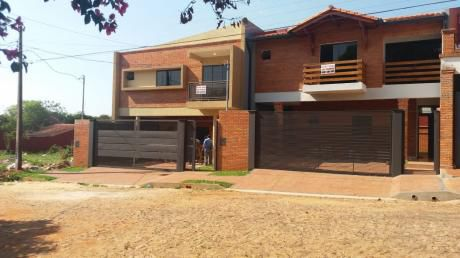 Vendo Duplex Zona Fabrica Leoopard ( Luque )