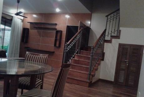 Casa Amoblada De 3 Dormitorios Zona Mariscal Lopez Y Brasilia