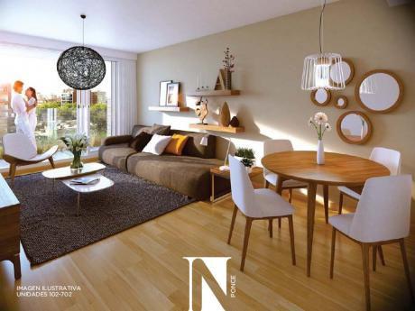 Estrene Apartamento De 1 Dormitorio En Parque Batlle