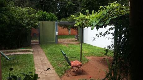 Vendo Casa Chalet Fdo Zona Norte ( 2 Cuadras De Mcal Lopez )