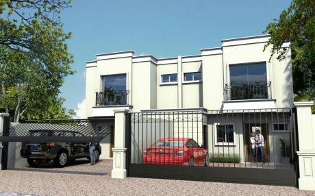 Vendo Amplio Duplexs Minimalistas En Bº Mburucuya - En Pozo