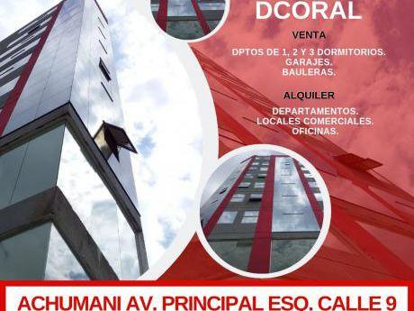 Departamentos, Locales Comerciales Y Oficinas.