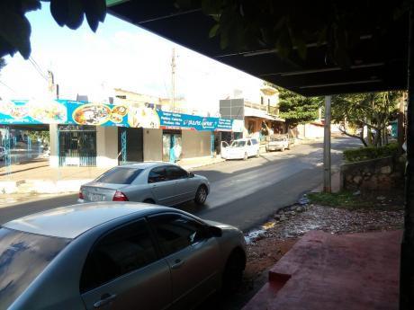 Terreno En Zona Comercial De San Lorenzo
