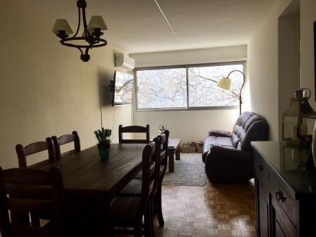 Apartamento 1 Dormitorio En Pocitos