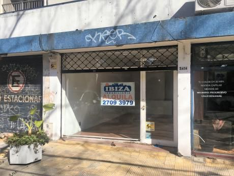 Alquiler Local Comercial Sobre Av. Rivera