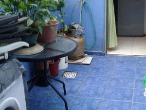 Planta Baja, Interior Con Ventanales A Patio De 3x2
