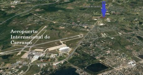 Chacra Sobre Ruta, Aeropuerto, Industria, Salon Fiesta