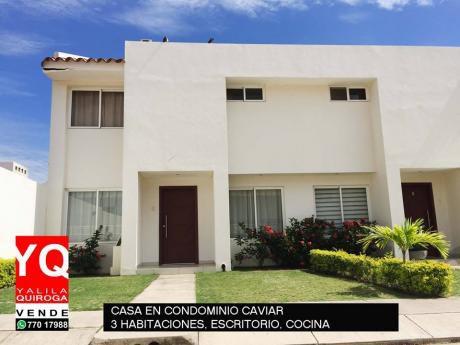 Casa En Venta Condominio Caviar