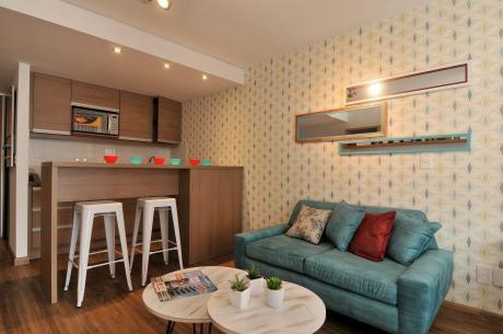 A Estrenar En Inmejorable Ubicación Penthouse C/terraza Y Parrillero