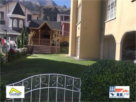 Código 11980, Calacoto,casa En Alquiler, La Paz, Bolivia