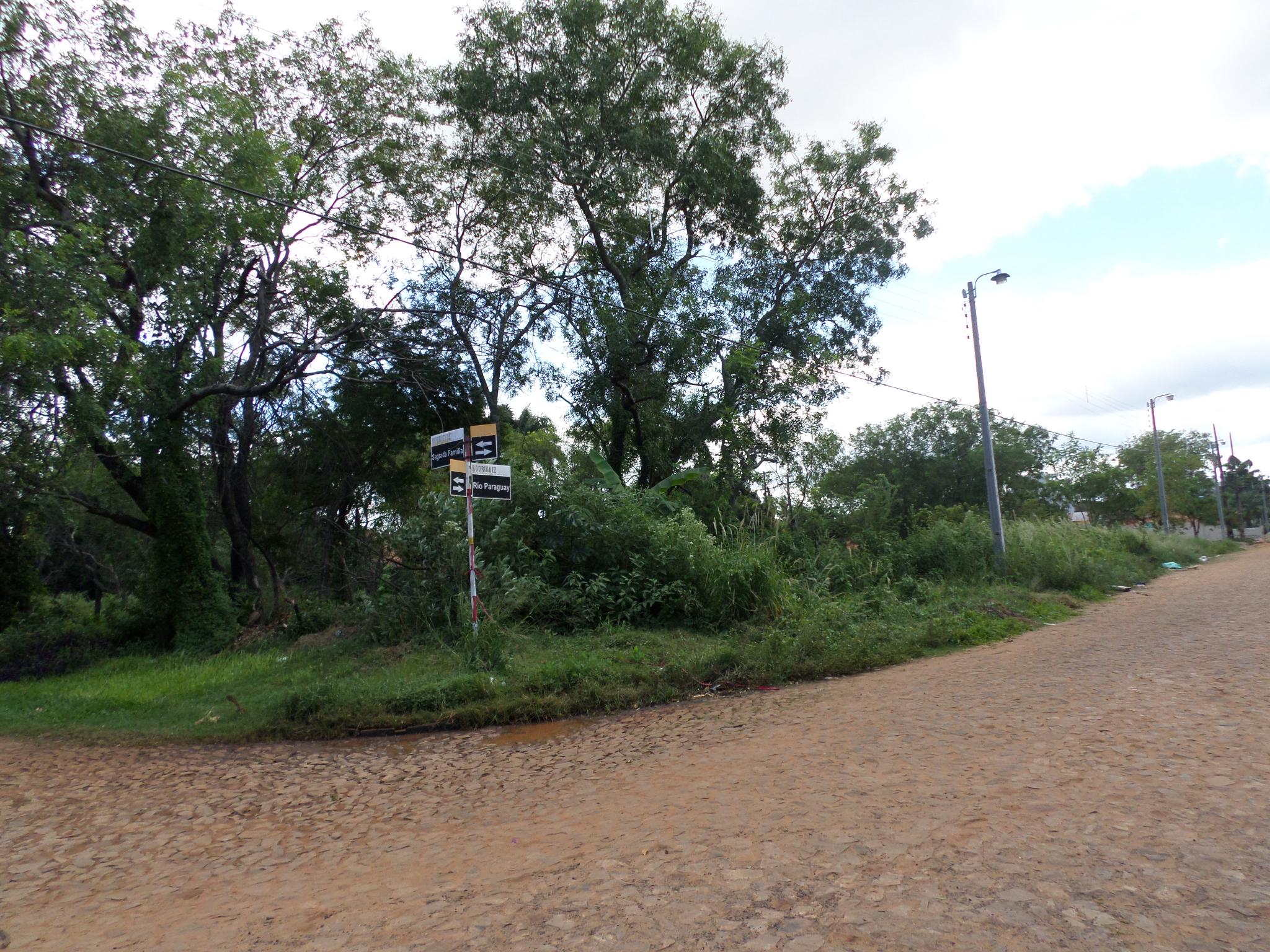 Vendo Terreno De 2400 M2 Detras Del Quartier Las Marias