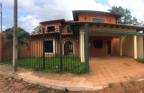 Alquilo Amplia Casa En Inmediaciones De Salemma, Lasca.