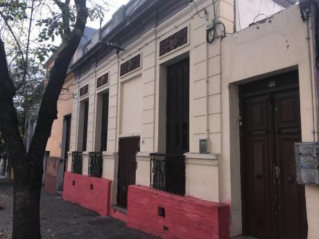 Venta Casa Terreno Palermo Montevideo + 3 Apartamentos