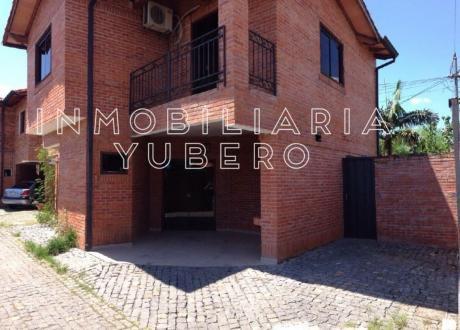 Alquilo Duplex Barrio Cerrado Ycua Sati