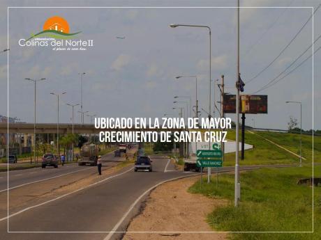 """Urbanización """"colinas Del Norte"""" Lotes A Tan Solo 55$ El Metro Cuadrado."""