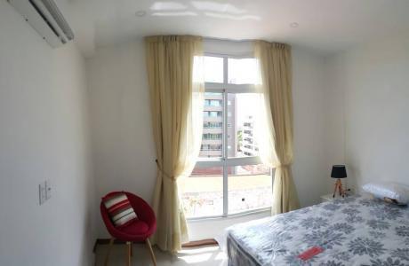 Alquilo Departamento A Estrenar De 1 Dormitorio  En Villa Morra
