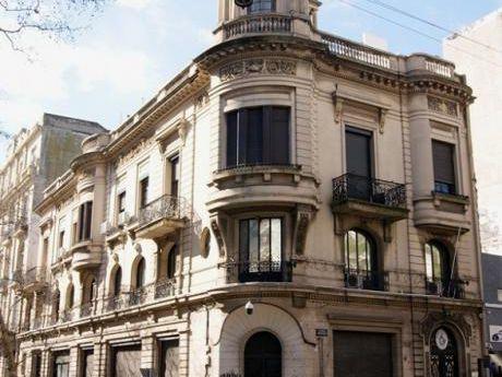 Uruguay Y Convención Excepcional Edificio Escritorio Reciclado