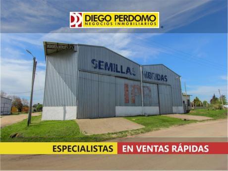 Logístico, Comercial, Deportivo En Venta- Ciudad De Libertad