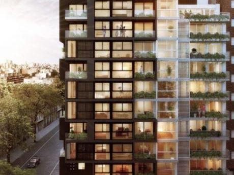Venta Apartamentos A Estrenar Dos Dormitorios Palermo