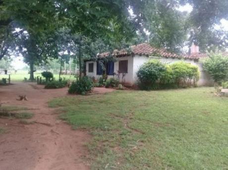 Vendo 173.has Con Casa Quinta Y Naciente Dearroyo