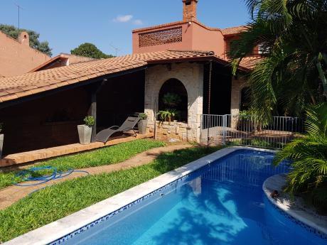 Alquilo Residencia Amoblada En Trinidad