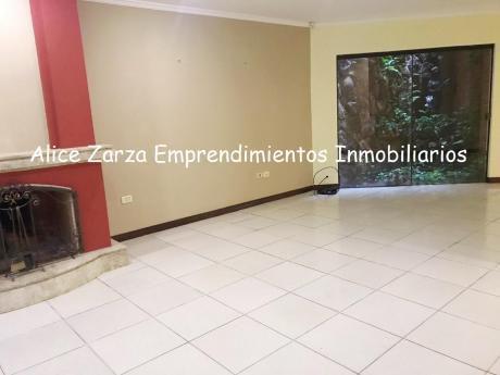 Alquilo Residencia Zona Casa Rica Molas Lopez