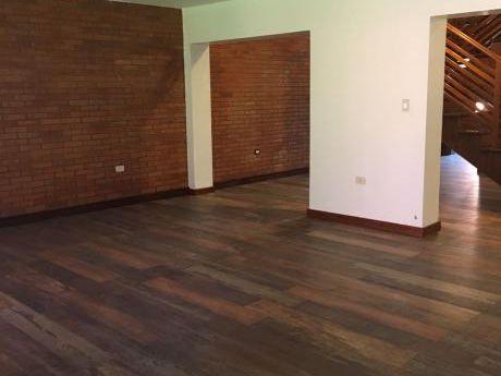 Alquiler Hermosa Casa Zona Paraguayo Japones Con Piscina Usd 2000 Cod: Alc237