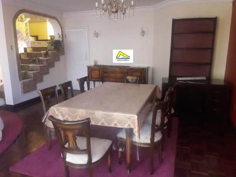 Casa En Alquiler En Achumani La Paz $us 1,800