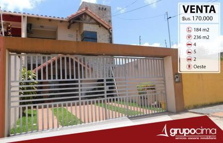 Amplia Y Lujosa Casa En Venta 170.000 $us