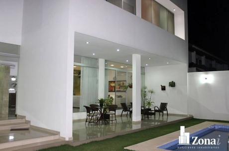 Espectacular Residencia De 4 Suites Zona Norte