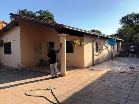 Vendo Casa En ñemby-a Una Cuadra De La Avda Pratt Gill