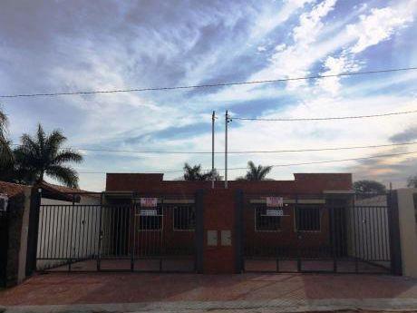 Vendo Duplex En Villa Elisa  A Estrenar