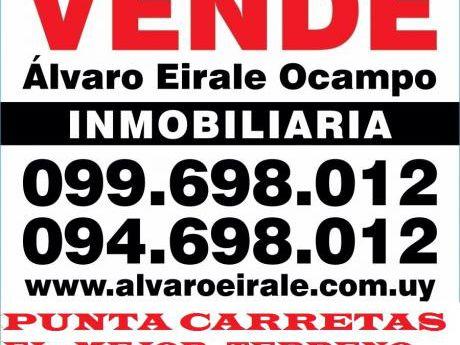 # Terreno En Punta Carretas. El Mejor 1.500 M2*