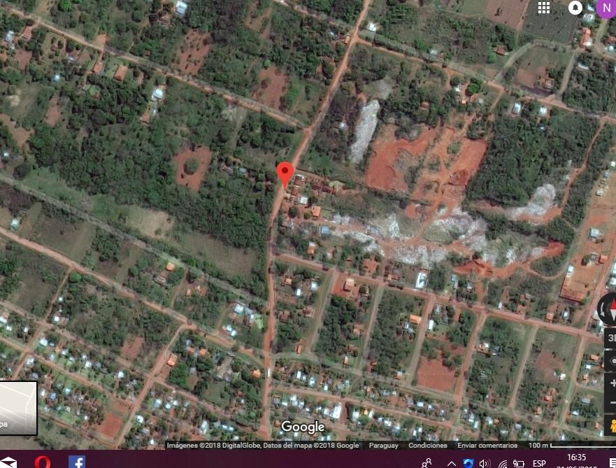 Terreno De 2328 M2 En Capiata, Yataity