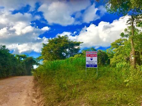 Terreno Camino A Tarumatu