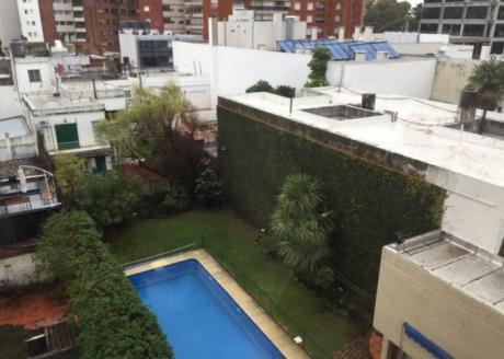 Venta Apartamento Punta Carretas De Dos Dormitorios Frente Al Shopping