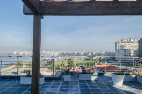 Puertito De Buceo  Penthouse 3 Suites, Terraza Vista 360º