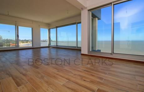 Espectacular Pent House Frente Al Mar Con Barbacoa Exclusiva