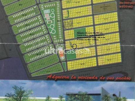 2 Lotes En La Urbanizacion La Tranquera, Lado Urbanizacion El Trapiche 1