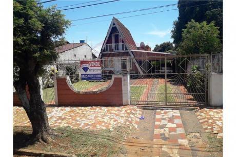 Se Vende Terreno C/ Casa  En Cde - Km 5 - Villa Elvira