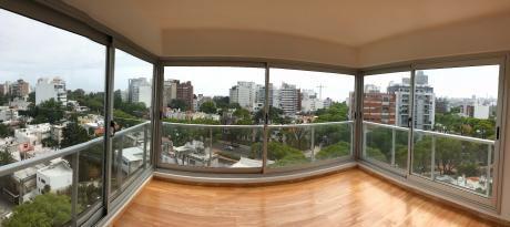 Excelente Penthouse Con 2 Dormitorios Punta Carretas