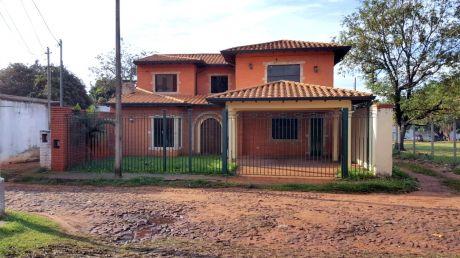 A-015 Alquilo Residencia - Barrio Barcequillo