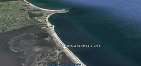 Kosak Terrenos 1a. Línea Santa Mónica Al Oceáno!