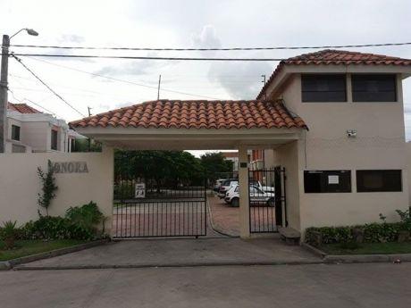 Casa En Venta Zona Oeste En Condominio Sonora (por Expocruz)