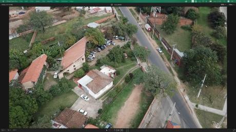 Vendo Terreno Sobre Calle Itapua